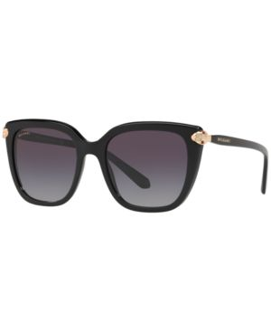 BVLGARI Square Snake Sunglasses in Female