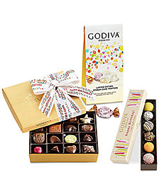 Godiva Happy Birthday Celebration Gift Set
