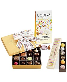 Godiva Happy Birthday Celebration Gift Set
