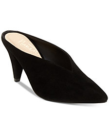 Nanette by Nanette Lepore Josie Pointed-Toe Mules, Created for Macy's