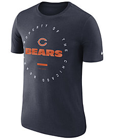 Nike Men's Chicago Bears Property Of T-Shirt