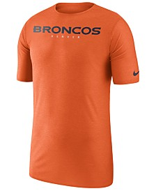 Nike Men's Denver Broncos Player Top T-Shirt 2018
