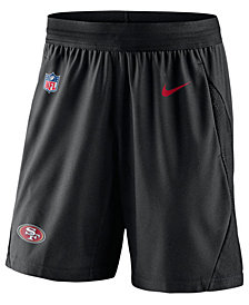 Nike Men's San Francisco 49ers Fly Knit Shorts