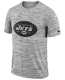 Nike Men's New York Jets Legend Velocity Travel T-Shirt