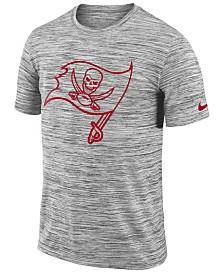 Nike Men's Tampa Bay Buccaneers Legend Velocity Travel T-Shirt