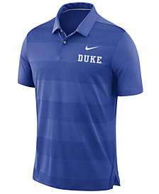 Nike Men's Duke Blue Devils Early Season Coaches Polo