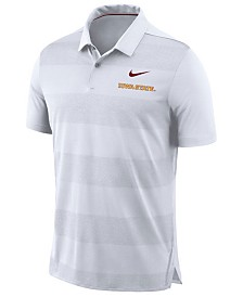 Nike Men's Iowa State Cyclones Early Season Coaches Polo