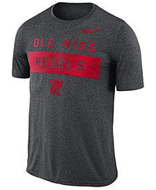 Nike Men's Ole Miss Rebels Legends Lift T-Shirt