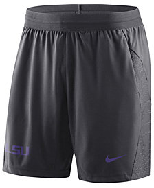 Nike Men's LSU Tigers FlyKnit Shorts