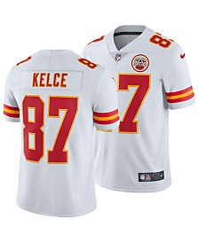 Nike Men's Travis Kelce Kansas City Chiefs Vapor Untouchable Limited Jersey