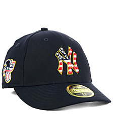New Era New York Yankees Stars and Stripes Low Profile 59FIFTY Fitted Cap 2018