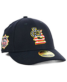 New Era St. Louis Cardinals Stars and Stripes Low Profile 59FIFTY Fitted Cap 2018