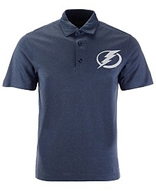 Majestic Men's Tampa Bay Lightning Prime Logo Polo