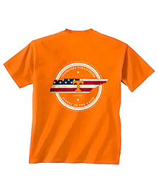 New World Graphics Men's Tennessee Volunteers Flag Fill T-Shirt