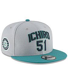 New Era Seattle Mariners ICHIRO Pack 9FIFTY Snapback Cap