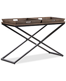 Alee Console Table, Quick Ship