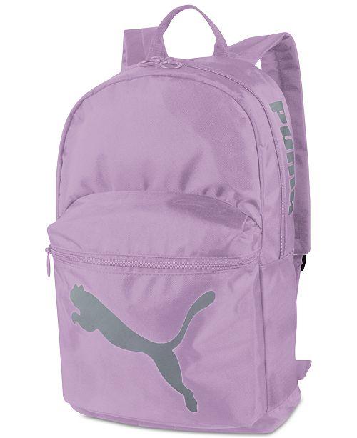 9add07369d Puma Essential Backpack   Reviews - Women s Brands - Women - Macy s