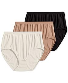 Comfies Micro Brief Underwear 3 Pack 3328