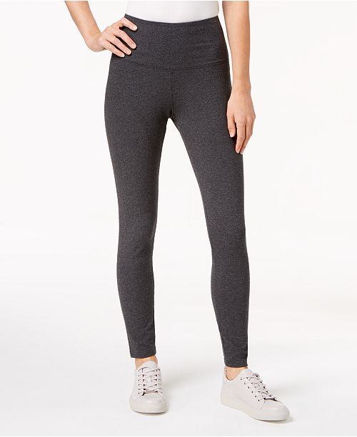 9c0b724dc591af Style & Co Tummy-Control Leggings, Created for Macy's & Reviews ...