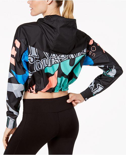 Nike Sportswear Windrunner Cropped Jacket   Reviews - Jackets ... 58cd2fd10