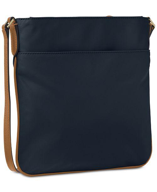 9d6d8ff1e5c5 Michael Kors Kelsey Nylon Crossbody   Reviews - Handbags ...