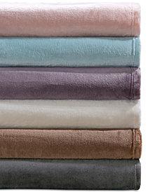 Madison Park Microlight Blankets