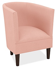 Bedford Collection Scarlette Chair, Quick Ship, Created For Macy's