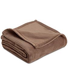 Vellux Plush Knit Full/Queen Blanket