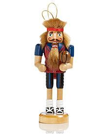Holiday Lane Basketball Nutcracker Hanging Ornament, Created for Macy's