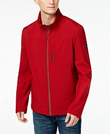 Men's Soft Shell 4-way Stretch Jacket