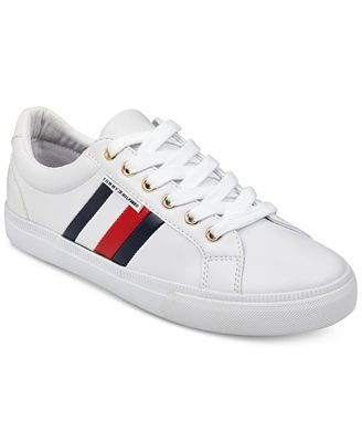 Tommy Hilfiger Women's Lightz Lace-Up Fashion Sneakers Women's Shoes