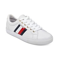 Tommy Hilfiger Womens Lightz Lace-Up Fashion Sneakers Deals