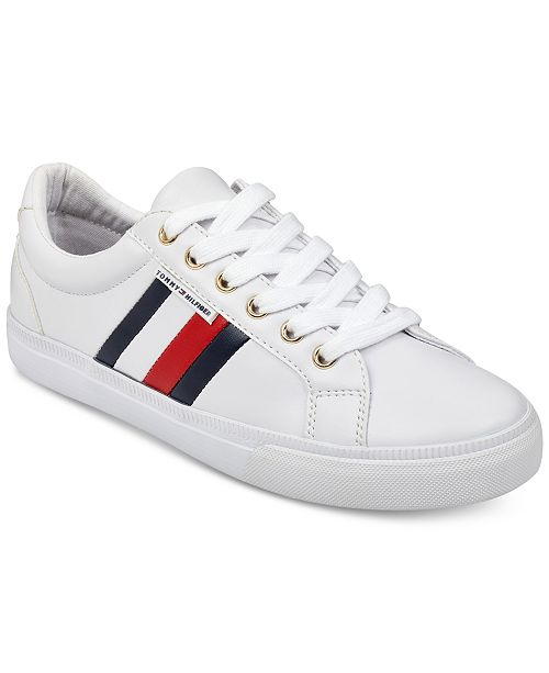 Tommy Hilfiger Women's Lightz Lace-Up Fashion Sneakers Women's Shoes Jjy3Y