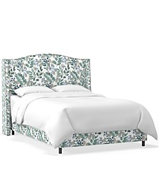 Bedford Collection Vivienne Queen Bed, Quick Ship, Created For Macy's