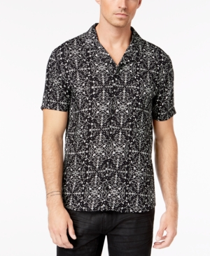 A.i Men's Geometric Shirt...