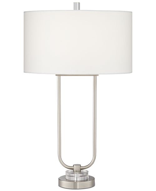 Pacific Coast Newton Table Lamp with USB Port