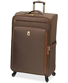"London Fog Kensington 29"" Softside Spinner Suitcase"