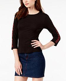 Calvin Klein Jeans Logo-Print T-Shirt