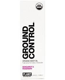 Ground Control Organic Body Oil