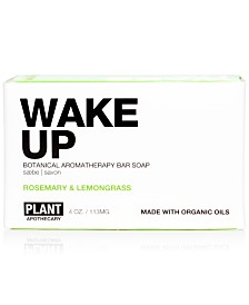 PLANT Apothecary Wake Up Bar Soap