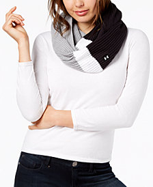 Under Armour Favorite Waffle-Knit Infinity Scarf