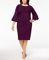 bell sleeve dress - Shop for and Buy bell sleeve dress Online - Macy s 7649d13b0