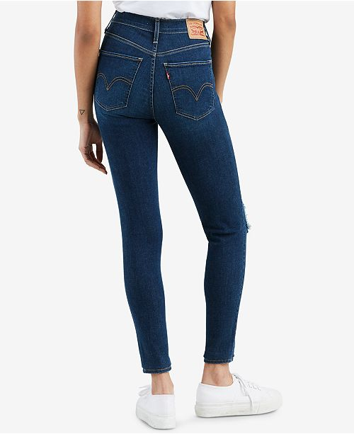 191b2f0ab654 Levi's Mile High Super Skinny Jeans & Reviews - Jeans - Women - Macy's