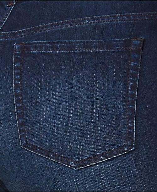Charter Willow Tummy Jeans Control Club Size Lexington Leg Created Wash Macy's Straight Plus for 6Iq76w1r