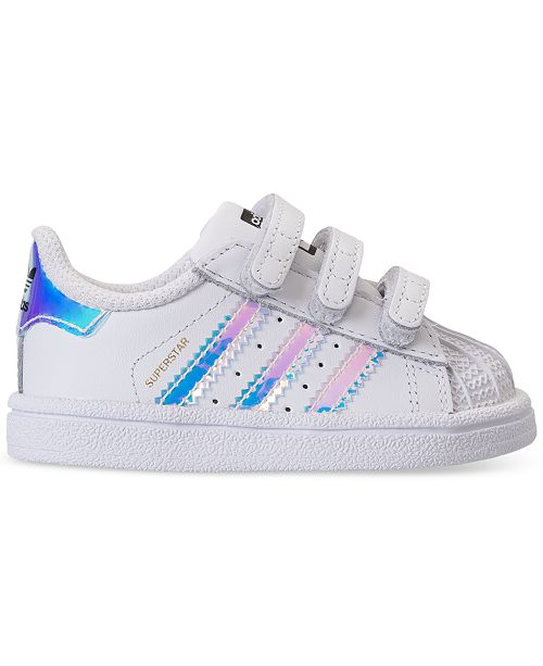 quality design 0f2b5 76d54 ... low cost adidas toddler girls superstar casual sneakers from finish  line finish line athletic shoes kids