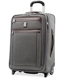 "Platinum Elite 22"" 2-Wheel Softside Carry-On"