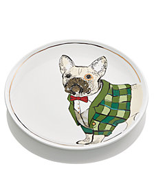 The Cellar Dog Salad Plate, Created for Macy's