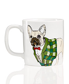 The Cellar Dog Mug, Created for Macy's