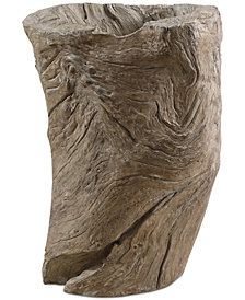 Uttermost Willow Tree Stump Planter