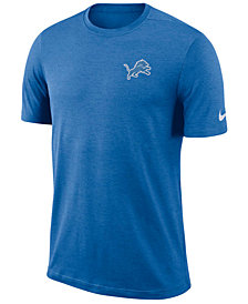 Nike Men's Detroit Lions Coaches T-Shirt